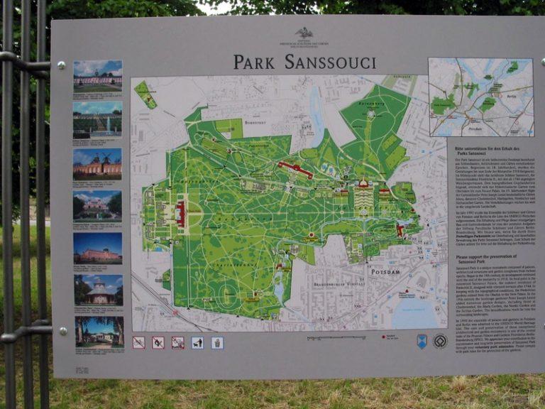 Sanssouci, Potsdam – Germany