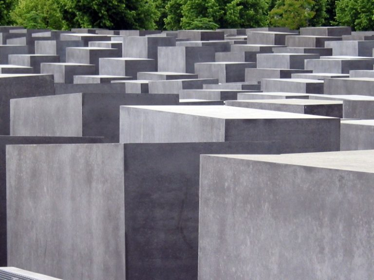 Memorial to the murdered Jews of Europe, Berlin – Germany
