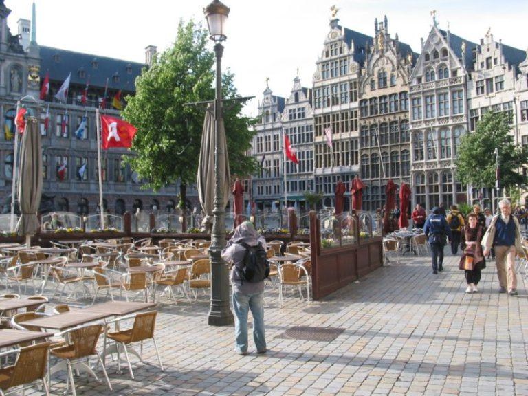 Antwerp – BE