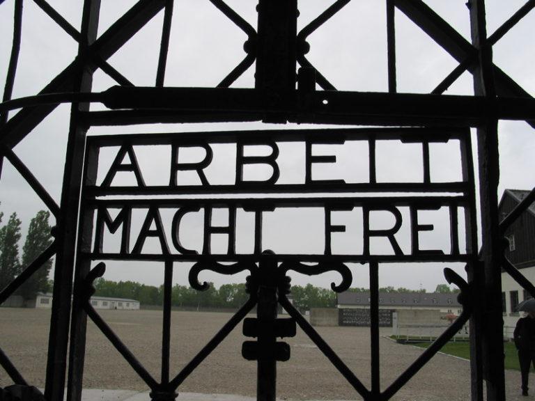 Dachau Memorial – Germany